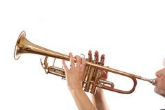 игра трубы Стоковое Изображение RF