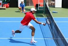 Игра Украина v Австрия тенниса Davis Cup Стоковые Изображения
