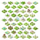 Игра установила строить 13 равновеликий бесплатная иллюстрация