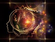 Игра души и разума Стоковое Изображение