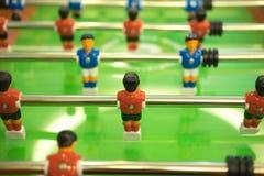 Игра футбола футбола таблицы Стоковые Изображения RF