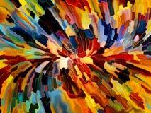 Игра цветного стекла Стоковые Изображения