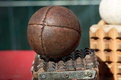 Игра шарика с браслетом - Treia Италия Стоковая Фотография RF