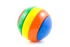 игра шарика цветастая Стоковые Изображения RF