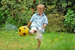 игра шарика Стоковая Фотография RF
