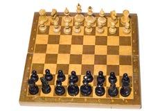 игра шахмат к Стоковая Фотография
