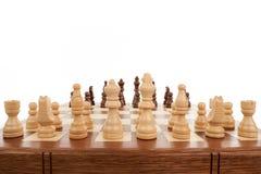 Игра шахмат Стоковые Фотографии RF