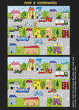 Игра для детей иллюстрация штока