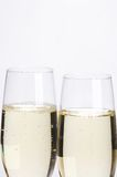 игристое вино sektglaeser стекел Стоковая Фотография RF