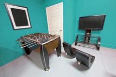 Игровая комната Стоковые Изображения
