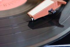 Игрок винила Turntable рекордный стоковые изображения rf