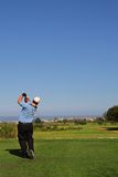 игрок в гольф 67 Стоковые Фото