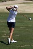 Выигрыши Стейси Левиса игрока в гольф LPGA в Фениксе стоковые фото