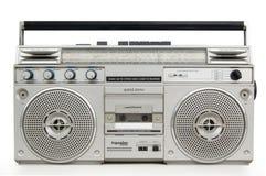 игрок кассеты старый стоковое фото