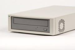 игрок компактного диска предыдущий внешний Стоковая Фотография
