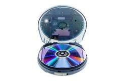 Игрок компакт-диска Стоковые Фото