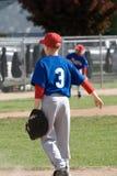 игрок лиги маленький Стоковая Фотография RF