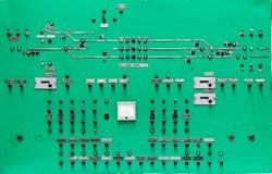 игрок панели управления управлением кнопок Стоковая Фотография RF