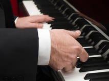 Игрок рояля Стоковое Фото