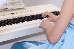 игрок рояля Стоковые Изображения RF