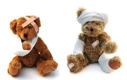 игрушечные ранили Стоковая Фотография RF