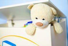 игрушечный избежания медведя Стоковое Изображение RF