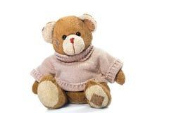 игрушечный медведя коричневый стоковое фото