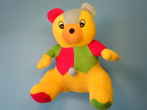 игрушечный медведя Стоковое Фото