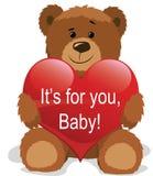 игрушечный медведя иллюстрация штока