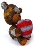 игрушечный медведя Стоковые Изображения RF
