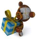 игрушечный медведя иллюстрация вектора