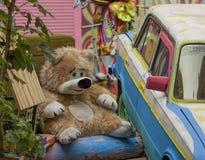 игрушечный медведя большой Стоковое Изображение RF