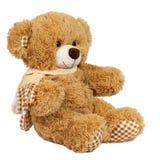 игрушечный медведя коричневый Стоковая Фотография