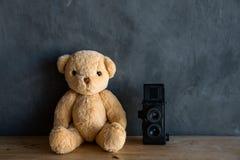 игрушечный медведя милый Стоковое Фото
