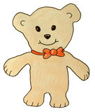 игрушечный медведя смешной Стоковая Фотография RF