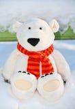 игрушечный стенда медведя Стоковые Изображения