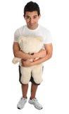 игрушечный человека медведя Стоковые Фотографии RF