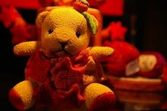 игрушечный 2 медведей Стоковое Изображение