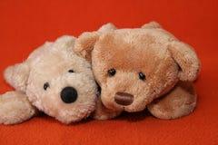 игрушечный 6 медведей Стоковое Изображение RF