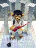 Игрушечный Elvis Стоковая Фотография RF