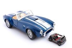 игрушка автомобилей Стоковые Фотографии RF
