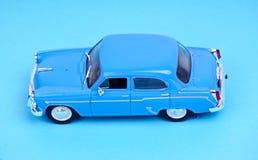 игрушка автомобиля модельная Стоковая Фотография