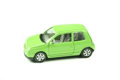 игрушка автомобиля зеленая Стоковая Фотография RF