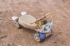 игрушка автомобиля для ребенка Стоковые Изображения