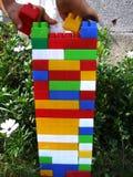 игрушка блоков Стоковые Фотографии RF