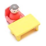 игрушка босса Стоковое фото RF