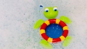 Игрушка ванны стоковые фотографии rf