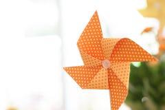 Игрушка ветрянки ребенк Стоковое Фото