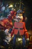 игрушка воина орнамента рождества Стоковое Изображение