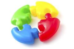 игрушка головоломки Стоковые Фотографии RF